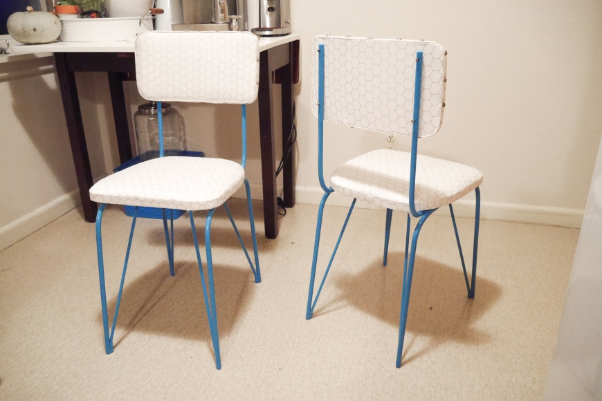 Mooch style chairs