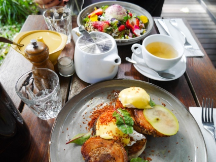 Top Paddock, Melbourne Brunch
