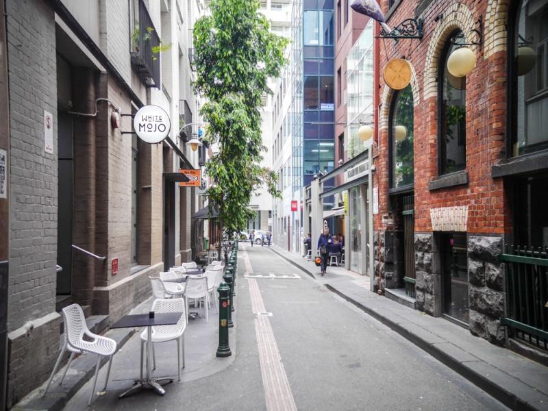 White Mojo, Melbourne Brunch