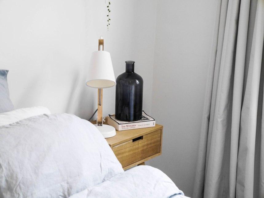 Scandinavian bedroom style, Mooch Style