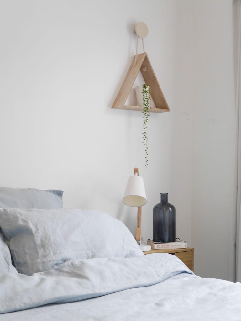 Scandinavian bedroom, Mooch Style
