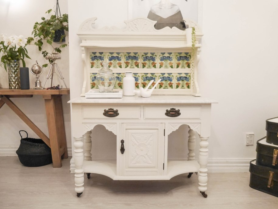 Edwardian Washstand