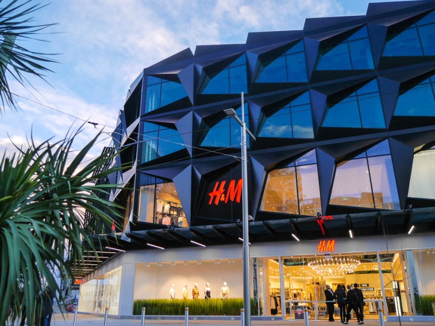 H&M Christchurch